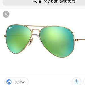 ISO rayban aviators